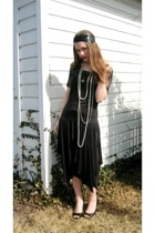 Fairey Godmothers dress - Charlotte Russe top - Jessica Simpson shoes - necklace