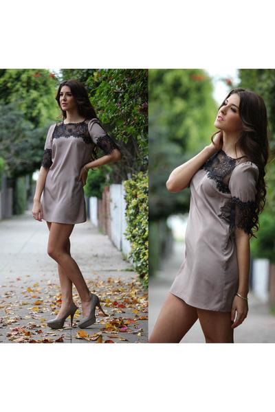 mini dress pinkclubwear dress
