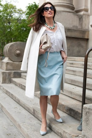 light blue PN Fashionpl skirt