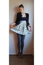 Topshop shoes - portobello market dress - Topshop dress