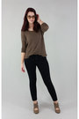 Brown-full-tilt-sweater-black-forever-21-pants-light-brown-bonnibel-heels