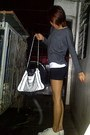 White-airwalk-sneakers-from-buffalo-exchange-purse-forever21-top