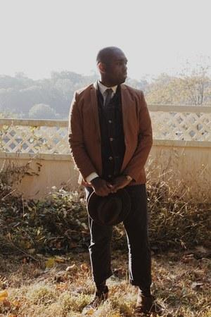 tawny H&M blazer