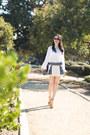Navy-jcrew-bag-ivory-ralph-lauren-shorts-white-ralph-lauren-blouse