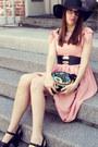 Handmade-dress-forever21-hat-museum-gift-shop-purse-local-boutique-belt