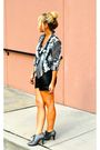 H-m-jacket-hallelu-accessories-forever-21-shorts-steve-madden-shoes-free