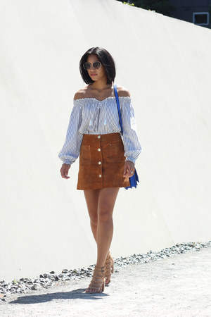 asos skirt - Rebecca Minkoff bag - Marc by Marc Jacobs sunglasses