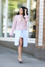 Free-people-blouse-cmeo-collective-skirt-zara-sandals
