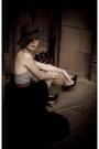 Asymmetrical-princess-polly-skirt-princess-polly-top-moschino-vintage-from-e