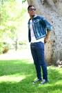Blue-bleached-denim-calvin-klein-jacket-navy-bdg-jeans