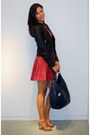 Armani-exchange-dress-armani-exchange-jacket-armani-exchange-bag