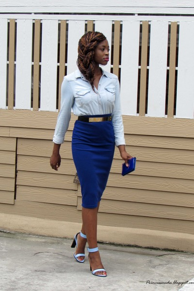 How To Wear Chunky Heels | Tsaa Heel