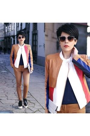jacket - flats