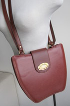 leather Promise To Repeat bag