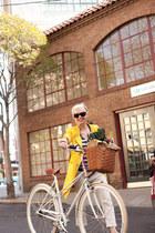 public m8 cream PUBLIC Bikes accessories - Peterboro Basket accessories