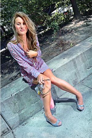 Elizbourk shorts - silk Elizbourk blouse