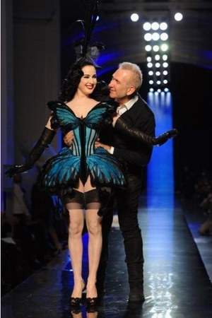jean paul gaultier dress