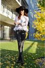 Q2han-blouse-jersey-pants-mango-pants
