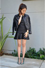 Q2han-dress-rider-jacket-sheinside-jacket-heels-topshop-heels