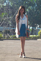 bandage no brand skirt