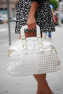 White-oversized-bag