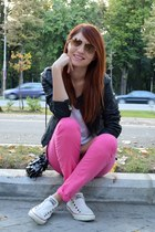 Vero Moda jacket - Bershka pants