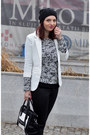 Persun-blazer-ax-paris-leggings