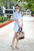 H&M shirt - sarenzaeu flats