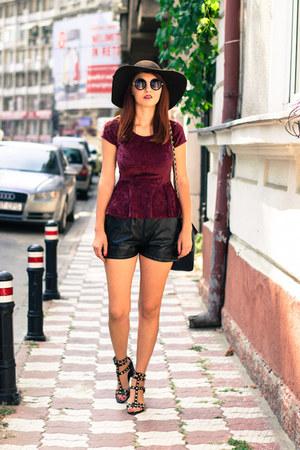 kurtmann t-shirt - kurtmann hat - romwe shorts