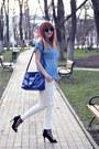 Bershka-shirt-newt-fashion-bag-linzi-sandals