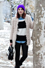 Zara-coat-coco-fashion-bag-ax-paris-pants-ax-paris-jumper