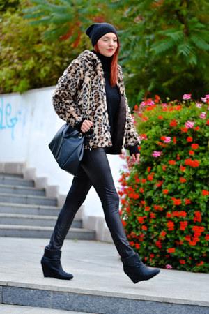 kurtmann boots - stylishplus coat