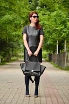 Oasapcom bag - Zara dress