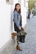 sam edelman boots - Vero Moda jacket