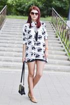 meli melo purse - meli melo sunglasses - meli melo necklace - persumall flats