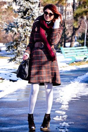 white Pennyblack tights