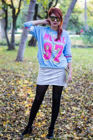 Romwecom blouse - bad style skirt