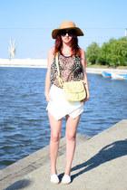 meli melo hat - choiescom shorts