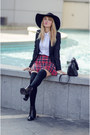 Ruby-red-zara-boots-h-m-hat-pimkie-skirt