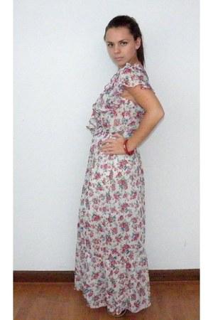 floral dress D&G dress