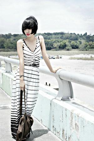 dark gray jumpsuit Denise romper - ivory jumpsuit Denise romper