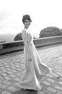 Aquamarine-specially-made-dress-bubble-gum-dress-silver-accessories