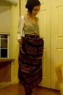 Cheetah-print-shoes-top-skirt-mossimo-cardigan-belt