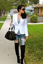 cotton Forever21 blazer