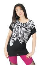 zebra wwwgopinkponycom tie