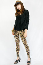 new leopard wwwgopinkponycom leggings