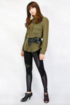 joseph witz wwwgopinkponycom leggings