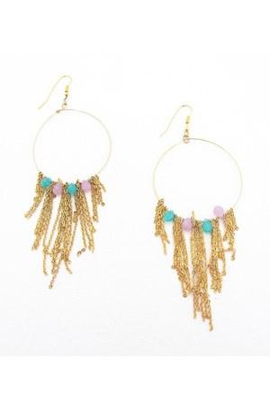 Rack and Sack earrings