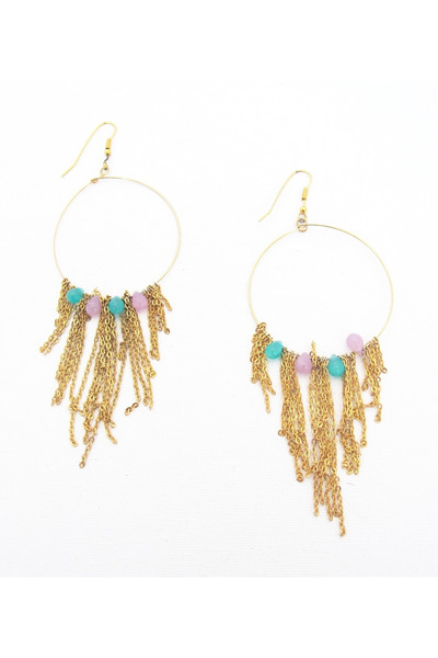 Rack and Sack earrings
