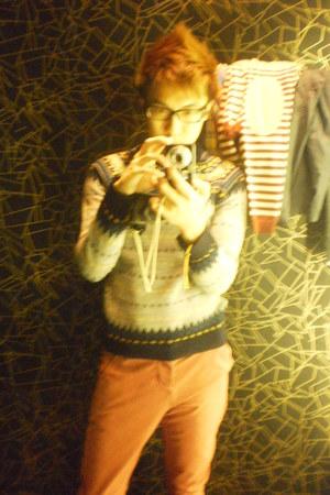 Topman jeans - Topman sweater